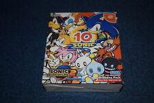 Sonic Adventure 2 10th Anniversary Birthday Pack Dreamcast