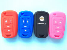CHEVROLET 4 BUTTONS FLIP KEY COVER SUITS HOLDEN COMMODORE VF SS