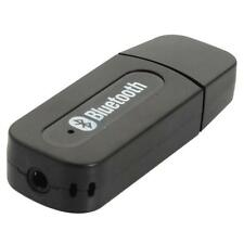 A2DP USB Power Wireless Bluetooth 3.5mm Stereo Audio Music Receiver US Free Ship