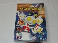 Ultraman: Power Fighter PC CD-ROM 2006 Puzzle New Sealed box damage