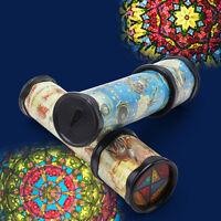 Hottest Pop 21CM Kaleidoscope Children Toys Kids Educational Science Toy Classic