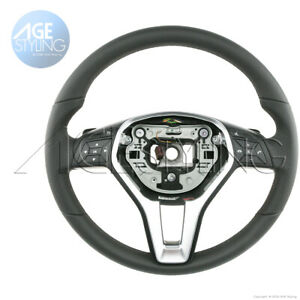 OEM Mercedes-Benz E250 E350 E400 E500 E550 W212 Steering Wheel 2012->2015