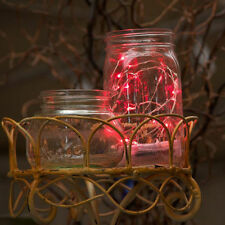 Cork Shaped 15/20 LED String Fairy Night Light Wine Bottle Lamp With Battery