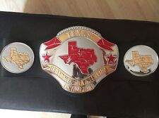 Texas Heavyweight TItle World Class Von Erichs, Jerry Lawler Bruiser Brody