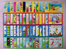 Childrens Books Leveled Readers Level A B C D PreK Kindergarten 1st Grade Lot 60
