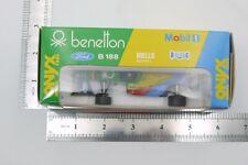 Onyx 1/43 Scale Model Car 012 - F1 Benetton Ford B188 - T.Boutsen