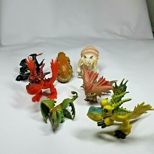 How To Train Your Dragon 2 Mini Dragons Epic Battle Set Action Figure's 2014