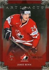 13/14 UPPER DECK ARTIFACTS TEAM CANADA SP #138 JAMIE BENN 140/999 *44494