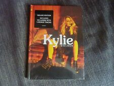 KYLIE MINOGUE Golden (Rare collector CD deluxe edition neuf et scellé)