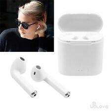Wireless Bluetooth Rechargable Pods Earphones Earpods For iPhone / Samsung