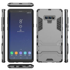 Hybrid Impact Armor Rugged TPU Dual Layer Hard Case Cover for Samsung Note 9 8