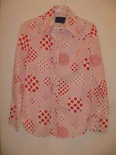 Vintage Ladies Panhandle Slim Western Shirt Size 12