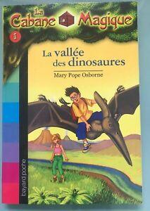 La Cabane Magique: La vallée des dinosaures Number 1 in the series