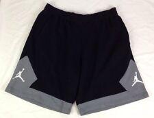 Nike Air Jordan Mens Varsity Fleece Basketball Shorts 3XL XXXL Black 724502-010