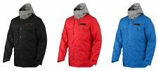 Oakley Mens Division Jacket Insulated winter ski snowboard coat S-XXL NEW