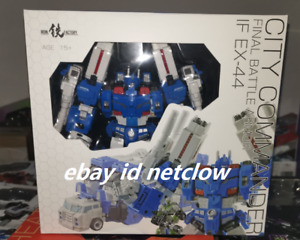 Transformers IronFactory IF EX-44 City Commander Ultra Magnus in Stock