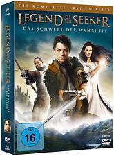 Legend Of The Seeker -Season 1 First TV Series Craig Horner NEW SEALED UK R2 DVD