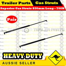 Superior 2 x Superior Gas Struts 830mm Long 700N - TRAILER CARAVAN TENT
