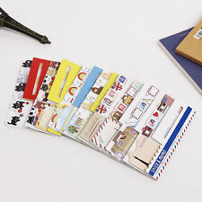 New Cute Animal London Travel Schedule Marker Self-Adhesive Memo Pad Sticky Note
