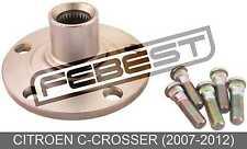 Front Wheel Hub For Citroen C-Crosser (2007-2012)