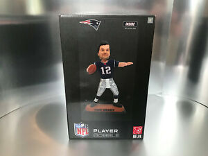 Tom Brady New England Patriots Real Jersey Bobblehead #208 of 600