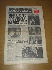 MELODY MAKER 1960 DECEMBER 24 SECOND CITY JAZZMEN SAMMY DAVIS LONNIE DONEGAN +