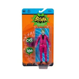"Retro Batman (1966) - THE JOKER™ 6"" Scale Figure - McFarlane PREORDER"