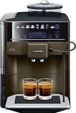 Siemens TE653F08DE Kaffeevollautomat Dach-variante braun