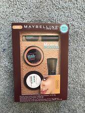 Maybelline Mineral Power Kit - Dark - Foundation, Finishing Veil & Concealer