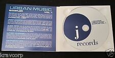 Alicia Keys/Luther Vandross 'J Records Sampler' Limited 2000 Cd