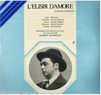 Donizetti: L'Elisir D'Amore / Antonicelli, Sayao, Tagliavini, Valdengo - LP