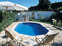 Doughboy premier 28x16 piscine