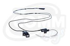 2-Wire Noise Cancelling Surveillance Earpiece for Motorola CP200 PR400 CLS1410