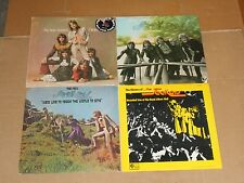NEW SEEKERS lot 4x LP teach the world to sing CIRCLES beautiful people HISTORY
