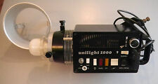 PRL) AEF UNILIGHT 1000 W FLASH LUCE 5.500 °K PHOTO LIGHT FOTO POTENZA VARIABILE