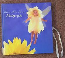 "VALERIE TABOR SMITH Bambini Foto Album 11'x11.5"" ART IMPRESSION 1998"