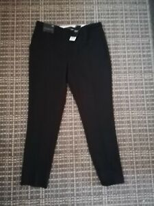 Womens Size 12 Black Next Trousers, Brand new with tags