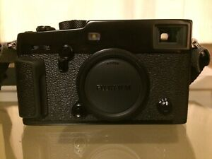 Fujifilm X-Pro3 26.1MP Mirrorless Interchangeable Lens Camera - Black (Body...