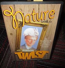 Nature With A Twist Dvd, Playful Look At Life, Art & Other Turmoil, 2006 Bruce