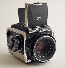 ZENZA BRONICA S2A + 75mm F/2.8 NIKKOR-P