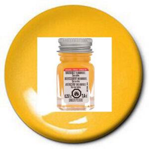 TESTORS Enamel Yellow Gloss .25 oz.