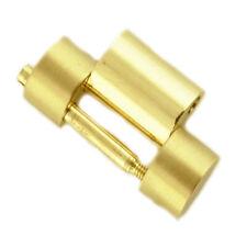 Para Hombre Oro Amarillo De 18k presidenciales Día Fecha Rolex Watch Band Link 16 Mm