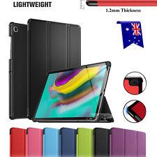 Samsung Galaxy Tab S5e T720 T725 Case Slim Smart Folio Leather Sleep Awake Cover