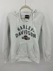 Harley Davidson Smoky Mountains Tennessee Hoodie Women's Small