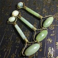 Powerful Healing Natura Exquisite Jade Roller Massage Wand Free Shipping