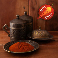 Smoked Ghost Pepper Powder Naga Chilli Powder