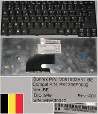 Tastiera Azerty Belga ACER ONE 531H D150 D250 V091902AK1 PK1306F0902