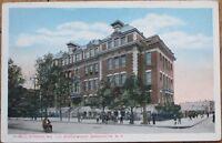 Ridgewood, Brooklyn, NY 1920 Postcard: Public School No. 123 - New York City/NYC
