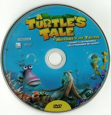 A Turtle's Tale: Sammy's Adventure (DVD disc) animation
