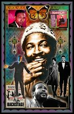 "Marvin Gaye Fan poster 11x17"" - Vivid Colors!"